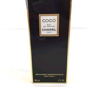 💃CHANEL COCO Eau de Parfum Refillable Spray 2 fl.